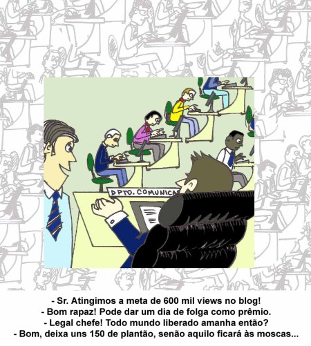 DBA - Departamento de Blogs e Afins