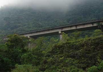 Viadutos perdidos na Serra do Mar Rio-SP